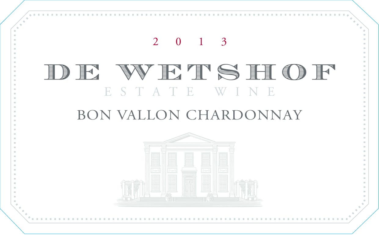 De Wetshof Estate Bon Vallon