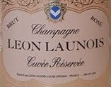 Champagne Leon Launois Rose