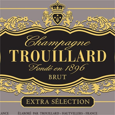 Champagne Trouillard Extra Selection