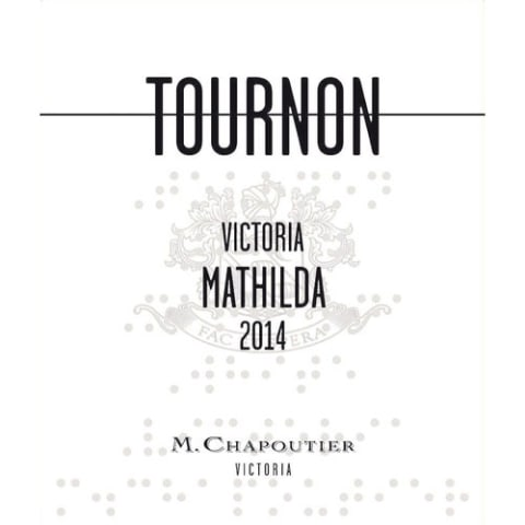 Tournon Mathilda White