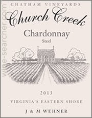 Chatham Vineyards Church Creek