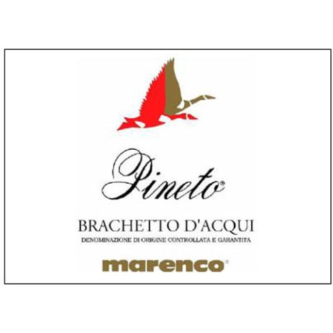 Marenco Pineto Brachetto D'Acqui