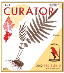 The Curator Red
