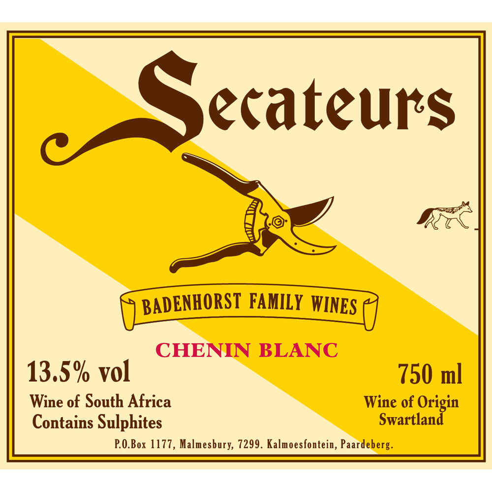 Secateurs White
