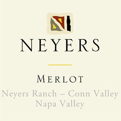 Neyers Merlot Conn Valley